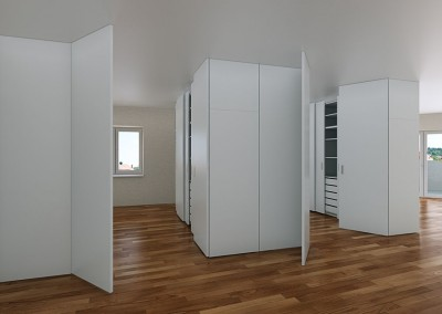 Sonnwendviertel (HauptBahnhof, Wien) – 2014 (Wohnungsanlage)