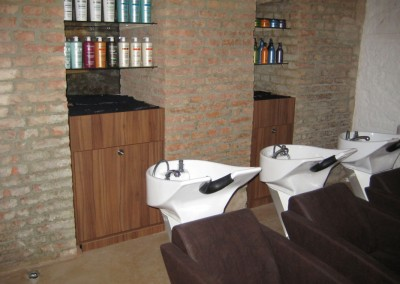 Friseursalon Bundy Lounge, Wien – 2010