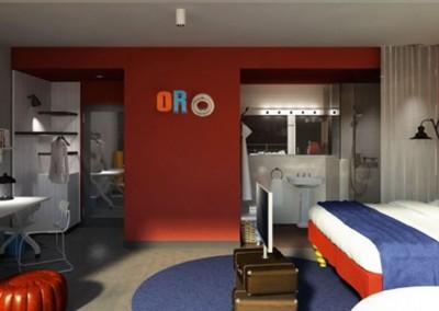 Hotel 25 Hours, Wien – 2011