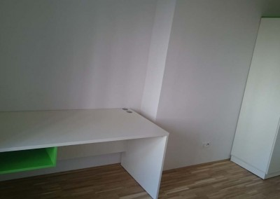 Studenten-Wohnheim Greenbox, Graz, Elisabethstrasse - 2017