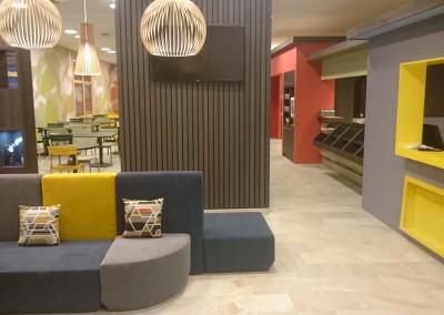 Hotel 4Rest, Hall in Tirol, 112 Zimmer + Öffentlicher Bereich - 2016